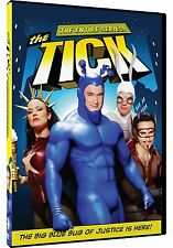 TICK: THE COMPLETE SERIES (Patrick Warburton) - DVD - Sealed Region 1
