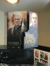 Sideshow 12 Inch Figure Lord Of The Rings Legolas Greenleaf NIB