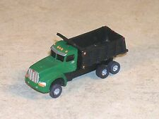 N Scale 2010 Kenworth Green Dump Truck
