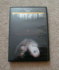 """""""The Blair Witch Project"""" Movie starring Michael Williams, Joshua Leonard on DVD"""