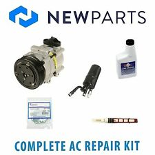 Mercury Cougar 1999-2002 2.5L DOHC A/C Repair Kit With NEW Compressor & Clutch