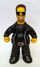 homer simpson parody terminator 2 t-800  mexican toy resin