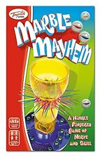 NEW MARBLE MAYHEM GAME MARBLES STICKS FAMILY TRADITIONAL 2 - 4 Players