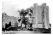 pt7872 - Conisbrough Castle , The Keep , Yorkshire - photograph 6x4