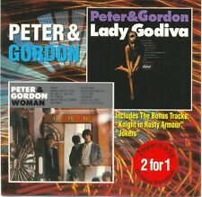Peter & Gordon ‎CD Woman / Lady Godiva - USA (M/M)