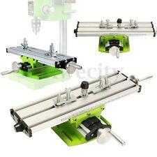 Multifunction Milling Working Table 2 Axis Cross Slide Compound Bench Drill Vise