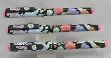 Set of 3 Reform Germany Colorful School Fountain Pens - Flowers