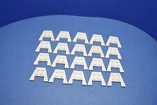 LEGO 20 x Flügel 3x4 kurzer Arm 4859 aus 6353 7823 1472 6396 6017 weiß #Stw21