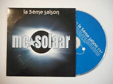Mc SOLAAR : LA 5 EME SAISON [ CD SINGLE RTL PORT GRATUIT ]