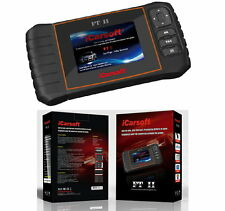 FT II OBD Diagnose past bei  Fiat 500, inkl. Service Funktionen