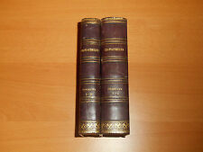 1830 travel to Jerusalem Holy Land Orient Middle East, Chateaubriand, 2 books