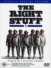 The Right Stuff DVD 2-Disc Set Special Edition Winner 4 Academy Awards Sealed R4