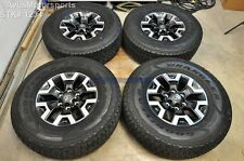 "2017 TOYOTA TACOMA OEM FACTORY 16"" TRD OFFROAD WHEELS Tires 4runner Tundra 2016"