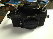 Minolta XM 35 mm Camera with Prism European version of XK