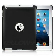 Smart Cover Compatible Snap-On Matte Back Cover Hard Case Films for iPad 2/3/4