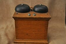 Antique Western Electric Extension Telephone Ringer Box