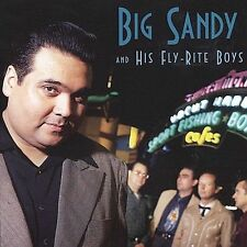 BIG SANDY CD DEDICATED TO YOU sealed new Tribute Classic LOWRIDER OLDIES LA R&B