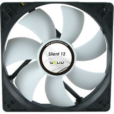 GELID Solutions Silent 12 120mm Case Fan 1000 RPM, 37 CFM, 20.2 dBA (FN-SX12-10)