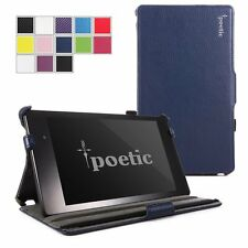 Poetic StrapBack Protective Folio Leather Case for Google Nexus 7 2nd Gen 2013