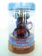 "DISNEY VINYLMATION 3"" JINGLE SMELLS CHOCOLATE BEAR SCENTED ORNAMENT CHRISTMAS"