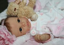 """SWEET BALLET BABY!-She Really Holds Your Hand! 22"""" Collectors Pacifier Girl Doll"""