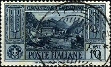 ITALIA - Regno - 1932 - Cinquantenario della morte di Giuseppe Garibaldi. 10 c.