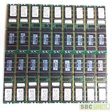18GB (18 x 1GB) HP PC2100 DDR-266MHz ECC Registered Server RAM