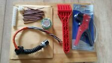 Vauxhall Opel Zafira B rear Door - Easy Fit  Loom wiring Repair kit EXACT MATCH
