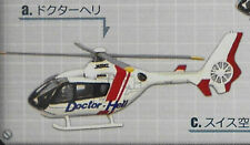 1/144 F-toys HELIBORNE COLLECTION 6 EC135 02a Doctor