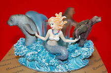 SEA ANIMALS, MERMAID Continental Creations #P1168 Votive Candle Holder (#S6883)