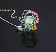 New Adventure Time BMO Beemo Game Pendant Necklace Charming Gift
