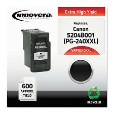 Innovera PG240XXL Compatible Reman 5204B001 Extra High-Yield Ink 600 Page-Yield