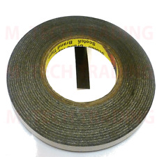 NEW TOP QUALITY 3M SCOTCH STICKY ADHESIVE BLACK TAPE ROL FOR TOUCH SCREENS 10mm