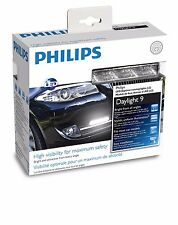 Philips LED Daylight 9 12 V 16 W LED Daytime running lights 12831WLEDX1 New