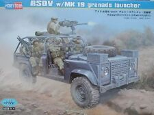 1/35  HOBBY BOSS  RSOV with MK 19 Grenade Launcher MODEL KIT 82449