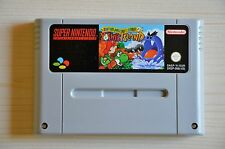 SNES - Super Mario World 2: Yoshis Island für Super Nintendo