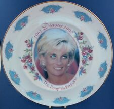 Unique - Princess Diana - The People's Princess Plate
