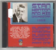 (GL635) Stan Henton & His Orchestra, At The Armory Eugene, Oregon Pt 1 - 2009 CD