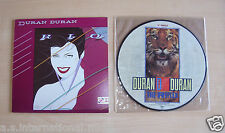 "DURAN DURAN ~ 2 LOT ~ 12"" PICTURE DISC ""THE REFLEX"" SEALED & 12"" VINYL ""RIO"""