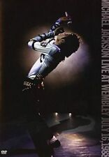 Live at Wembley, July 16, 1988 [Video] by Michael Jackson (DVD, Feb-2016,...