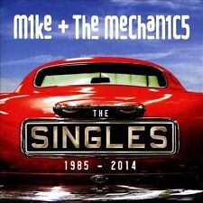 MIKE + THE MECHANICS The Singles 1985-2014 CD BRAND NEW Best Of