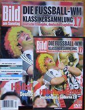 DVD WM Klassiker 17 Halbfinale 2002 Deutschland Südkorea 1:0 mit Beiheft