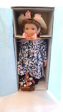 """DELAFIELD Doll and Bear Company Limited Edition """"Emily"""" Doll"""