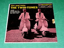 "THE TWIN-TONES : 45 EP ""Jim & John"" RCA EPA-4107 @ 1957 Teen ROCK n ROLL"