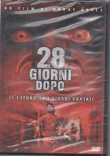 DVD FILM 28 GIORNI DOPO IL FUTURO HA I GIORNI CONTATI