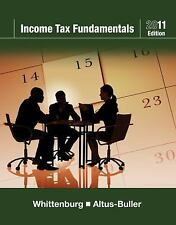 Income Tax Fundamentals 2011 (with H&R BLOCK At Home Tax Preparation S-ExLibrary