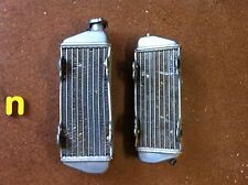 Used KTM 250 300 360 EXC radiators 1995-1997