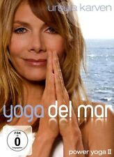 "URSULA KARVEN ""YOGA DEL MAR POWER YOGA II"" DVD NEU"