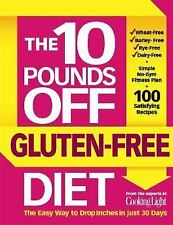 10 Pounds Off - The Gluten-Free Diet by John Hastings (2015, Paperback)
