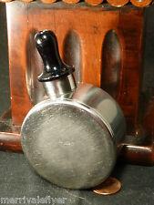Rare Vintage MILTEX BARANY Noise BOX Clockwork Stainless German Made WORKING